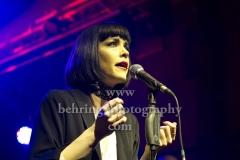 """Elise LeGrow, Showcase auf der Arte TV-Berlinale-Party im Schwuz zum Record-Release (""""Playing Chess"""" am 16.02.2018 bei S-Curve / BMG Rights Management), Berlin, 17.02.2018,"""