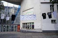 """""""COLOSSEUM - Mitarbeiter kämpfen für den Erhalt ihrer Arbeitsplätze"""", Berlin, 27.06.2020"""