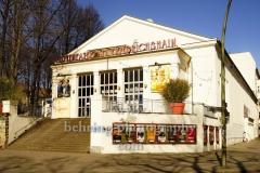 """Filmtheater Am Friedrichshain (FAF) in der Bötzowstrasse, """"verwaiste Plätzeund Orte"""", Berlin, 23.03.2020"""