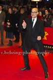 """Stanley Tucci attends the """"FINAL PORTRAIT"""" - Red Carpet at the 67th Berlinale International Film Festival at the Berlinale-Palast on Frebruary 11.2017 in Berlin, germany"""