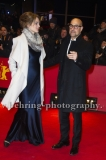 """Stanley Tucci (Regisseur, Drehbuchautor/ Director, Screenwriter), attends the """"FINAL PORTRAIT"""" - Red Carpet at the 67th Berlinale International Film Festival at the Berlinale-Palast on Frebruary 11.2017 in Berlin, germany"""
