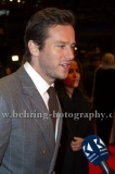 """Armie Hammer, attends the """"FINAL PORTRAIT"""" - Red Carpet at the 67th Berlinale International Film Festival at the Berlinale-Palast on Frebruary 11.2017 in Berlin, germany"""