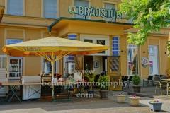 "Restaurant Bräustübl in Koepenick, ""STADTANSICHTEN"", Müggelseedamm 164, Berlin, 08.05.2020"