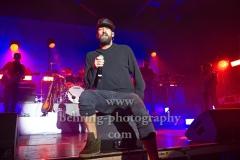 """""""GENTLEMAN"""", Konzert in der Columbiahalle, Berlin, 05.11.2018"""