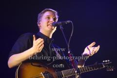 """George EZRA"", Konzert, VERTI MUSIC HALL, Berlin, 19.10.2018"