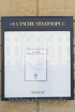 "Deutsche Staatsoper Unter den Linden, ""Geschlossene Gesellschaft"", Berlin, 16.03.2020"