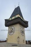 """""""Graz"""", Glockenturm auf dem Schlossberg, Landeshauptstadt der  Steiermark, 13.10.2015  [Photo: Christian Behring]"""