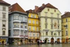 """""""Graz"""", Hauptplatz, Landeshauptstadt der Steiermark, 13.10.2015  [Photo: Christian Behring]"""