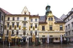 """""""Graz"""", Glockenspielplatz, Landeshauptstadt der Steiermark, 14.10.2015 [Photo: Christian Behring]"""