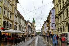 """Graz"", Herrengasse, Landeshauptstadt der Steiermark, 14.10.2015 [Photo: Christian Behring]"