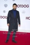 """""""HOT DOG"""", Clemens Schick, Roter Teppich zur Welt-Premiere im Cine Star Potsdamer Platz, Berlin, 09.01.2018,"""
