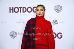 """""""HOT DOG"""", Sophia Thomalla, Roter Teppich zur Welt-Premiere im Cine Star Potsdamer Platz, Berlin, 09.01.2018,"""