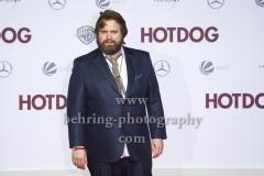 """""""HOT DOG"""", Antoinne Monot Jr., Roter Teppich zur Welt-Premiere im Cine Star Potsdamer Platz, Berlin, 09.01.2018,"""