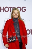 """HOT DOG"", Anne-Sophie Briest, Roter Teppich zur Welt-Premiere im Cine Star Potsdamer Platz, Berlin, 09.01.2018,"