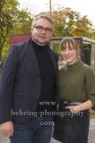 """Regisseur Markus Dietrich sowie Ruby M. Lichtenberg, """"INVISIBLE SUE"""", Berlin-Pemiere, Filmtheater Am Friedrichshain, Berlin, 20.10.2019"""
