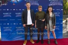 """Lui Eckardt, Ruby M. Lichtenberg, Anna Shirin Habedank, """"INVISIBLE SUE"""", Berlin-Pemiere, Filmtheater Am Friedrichshain, Berlin, 20.10.2019"""