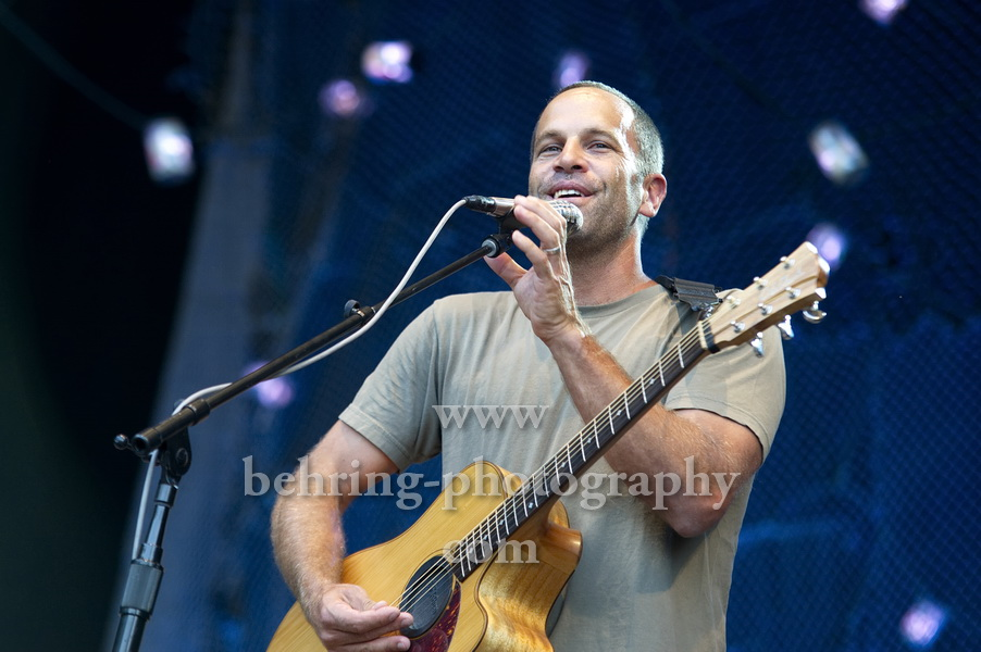 Jack Johnson Open Air Konzert In Der Zitadelle Spandau