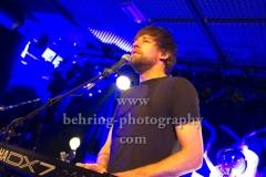 """""""Johannes Falk"""", Club-Tour zum Album """"Von Muecken und Elefanten"""" (16.02.2018), Konzert im Comet Club (Musik und Frieden), Berlin, 21.02.2018,"""