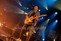 """Johannes Oerding"", ""Kreise""-Tour, Konzert in der Columbiahalle, Berlin, 19.11.2017,"