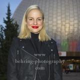 """""""Julia ENGELMANN"""", Photocall zur Release Show des neuen Buches """"Keine Ahnung, ob das Liebe ist"""" im Zeiss-Grossplanetarium, Berlin, 17.09.2018,"""