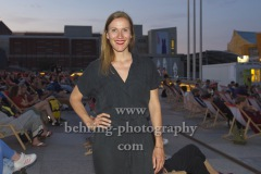"Bettina Lamprecht, ""DIE KAENGURU-CHRONIKEN RELOAD3D"", Open-Air-Premiere, Arte Sommerkino Kulturforum, Berlin, 16.06.2020"