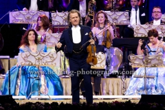 Andre Rieu, Concert at the o2 world in Berlin, Germany, on February 18, 2014 (Photo: Christian Behring, www.christian-behring.com)