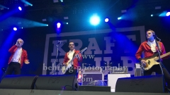 """KRAFTKLUB"",  Konzert in der Parkbuehne Wuhlheide, Berlin, 04.08.2018"
