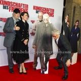 """""""Kundschafter des Friedens"""", Henry Huebchen (Hauptdarsteller), Michael Gwisdek (Hauptdarsteller), Antje Traue (Hauptdarstellerin), Premiere im Kino INTERNATIONAL am 17.01.2017 in Berlin"""