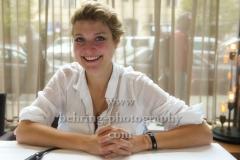 """""""Lara MANDOKI"""" (am 9.11.19 um 20.15 Uhr im ZDF -  """"Erzgebirgskrimi - Der Tote im Stollen""""), Pressetermin im Ellington Hotel, Berlin, 11.10.2018  (Photo: Christian Behring)"""