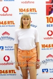 "93/ ""LEA"", Photo Call, ""STARS for free"", in der Parkbuehne Wuhlheide, Berlin, 18.08.2018,"