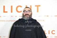 """LICHT"", Heiko Pinkofsky, Roter Teppich zur Berlin-Premiere im Delphi Filmpalast, Berlin, 17.01.2018 (Photo: Christian Behring)"