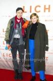 """""""LICHT"""", Dietrich Brüggemann und Franziska Weisz, Roter Teppich zur Berlin-Premiere im Delphi Filmpalast, Berlin, 17.01.2018 (Photo: Christian Behring)"""