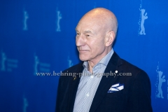 "Patrick Stewart (Schauspieler/ Actor), attends the ""LOGAN""- Photo call and Press Conference during 657th Berlinale International Film Festival at GRAND HYATT on February 17, 2017 in Berlin, Germany (Photo: Christian Behring, www.behring-photography.com)"