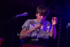 """""""LOUKA"""", ausverkauftes Konzert im Magnet Club im """"Musik Und Frieden"""", Berlin, 09.03.2018,"""