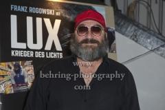 """""""Lux - Krieger des Lichts"""", Heiko Pinkowski, Roter Teppich zur Premiere im Filmtheater Am Friedrichshain, Berlin, 04.01.2018,"""
