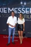 """""""MACKIE MESSER BRECHTS 3GROSCHENFILM"""", Patrick von Faber-Castell, Marina Hoermanseder, Roter Teppich zur Premiere am ZOO PALAST, Berlin, 10.09.2018 (Photo: Christian Behring)"""