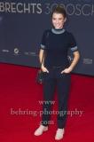 """MACKIE MESSER BRECHTS 3GROSCHENFILM"", Janina Fautz, Roter Teppich zur Premiere am ZOO PALAST, Berlin, 10.09.2018 (Photo: Christian Behring)"