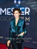 """MACKIE MESSER BRECHTS 3GROSCHENFILM"", Peri Baumeister, Roter Teppich zur Premiere am ZOO PALAST, Berlin, 10.09.2018 (Photo: Christian Behring)"