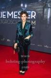 """""""MACKIE MESSER BRECHTS 3GROSCHENFILM"""", Peri Baumeister, Roter Teppich zur Premiere am ZOO PALAST, Berlin, 10.09.2018"""