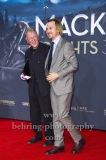"""MACKIE MESSER BRECHTS 3GROSCHENFILM"", Claus Peymann, Lars Eidinger, Roter Teppich zur Premiere am ZOO PALAST, Berlin, 10.09.2018 (Photo: Christian Behring)"