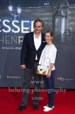"""MACKIE MESSER BRECHTS 3GROSCHENFILM"", Giulio Ricciarelli, Lisa Martinek, Roter Teppich zur Premiere am ZOO PALAST, Berlin, 10.09.2018 (Photo: Christian Behring)"