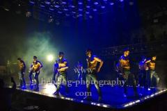 """""""Channing Tatums MAGIC MIKE LIVE"""", erster Pressetermin mit einem kleinen Ausschnitt aus dem Programm, das am 16.01.2020 Premiere feiert im neuen Club Theater am Potsdamer Platz, Berlin, 18.12.2019"""