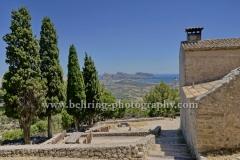 """""""Pollenca"""", Puig de Santa Maria, Berg suedlich von Pollenca, einer Kleinstadt im Nordwesten von Mallorca, 23.06.2016 (Photo: Christian Behring)"""