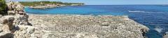"""""""Cala Mondrago"""",urspruengliche Bucht im """"Parc Natural De Mondrago"""" im Suedosten von Mallorca, 24.06.2016 (Photo: Christian Behring)"""