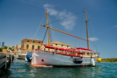 """""""Portocolom"""", kleine mittelalterliche Hafenstadt im Osten von Mallorca, 25.06.2016 (Photo: Christian Behring)"""