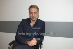 """Marco GIRNTH"", Photo Call und Interview, ab 22.04.2018 in ""Fruehling"", ZDF-Hauptstadtstudio, Berlin, am 27.02.2018,"