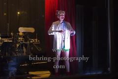 """Paul Boche, """"M.A.R.K. Macht Theater"""", Haus der Statistik, Berlin, 01.08.2020"""