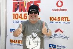 "93/ ""Markus KREBS"", ""STARS for free"", in der Parkbuehne Wuhlheide, Berlin, 18.08.2018,"