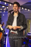 """Michael LEONARDI"", Launchkonzert des australischen Saengers (Single-Release ""Running Wild"" am 02.10.2019, Album-Veroeffentlichung ""Walking My Heart Back Home"" am 20.03.2020), UNIVERSAL LOBBY, Berlin, 17.10.2019"