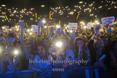 """Niall Horan"", ""Flicker World Tour"", Konzert im Tempodrom, Berlin, 21.04.2018,"